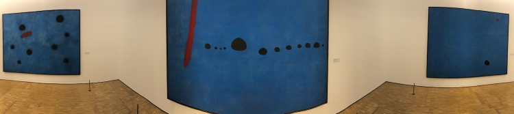"Joan Miró ""Bleu II"""